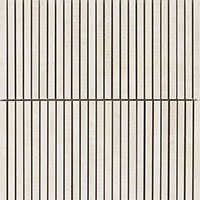 ICON BONE WHITE STRIPES 30x30