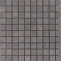 ICON JET BLACK MOSAICO 30x30